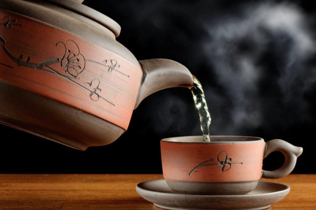 (Nghệ thuật pha trà)